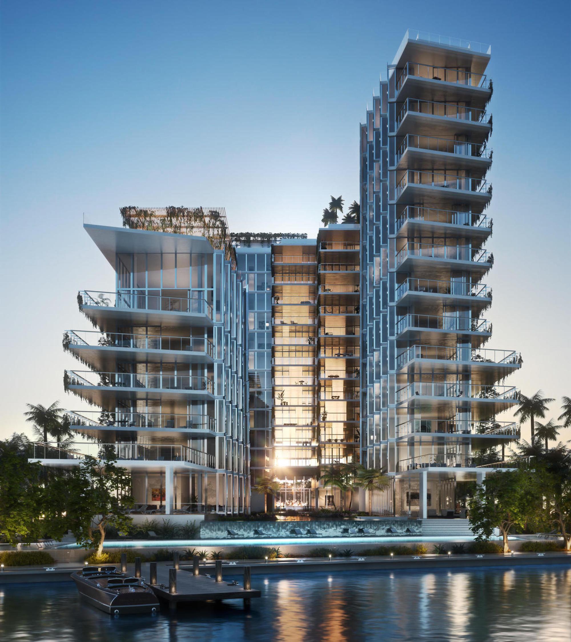 skyview image of Monad Terrace