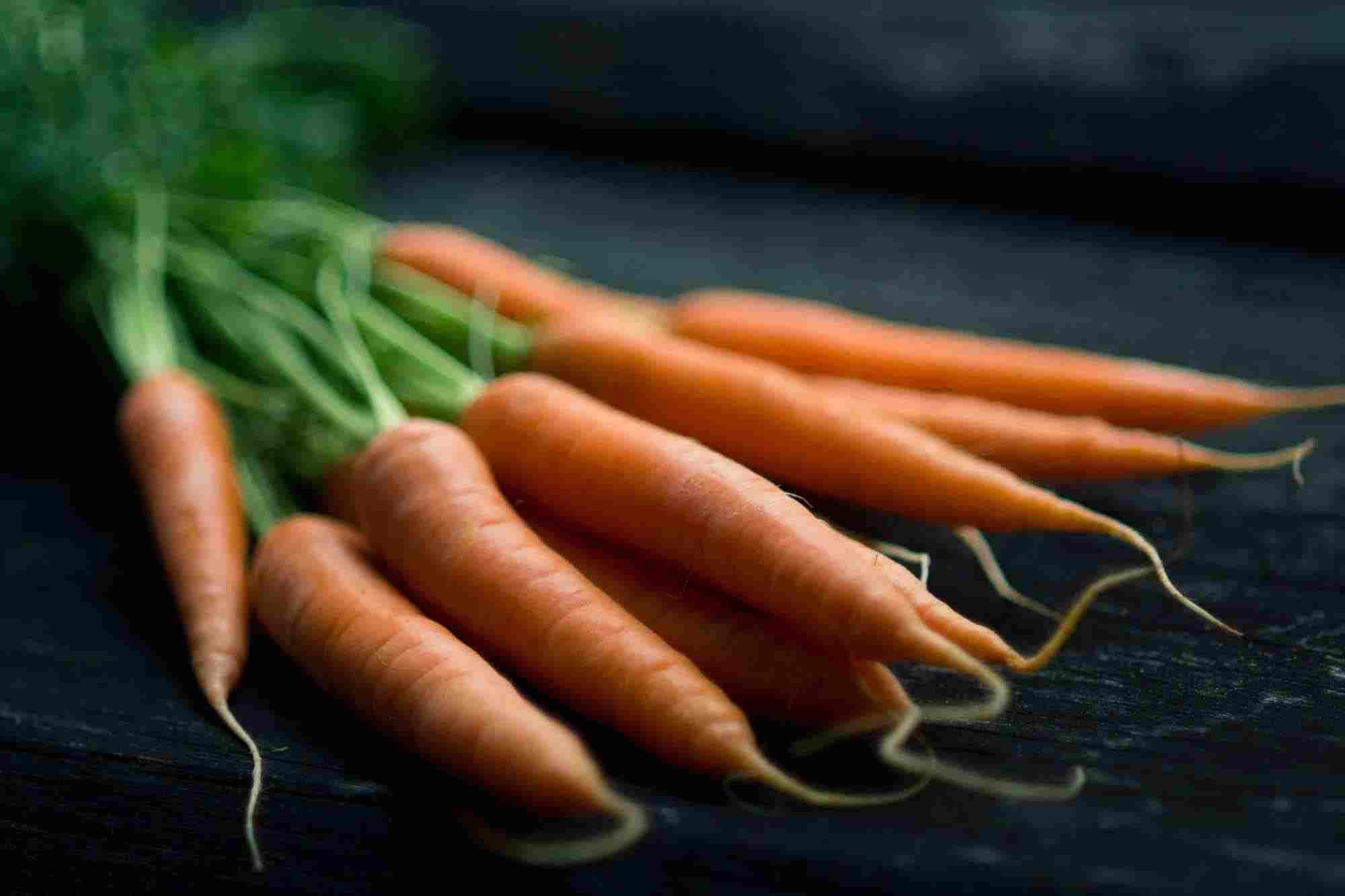 Cyclosas - carotte légume d'hiver de saison hiver carotène froid