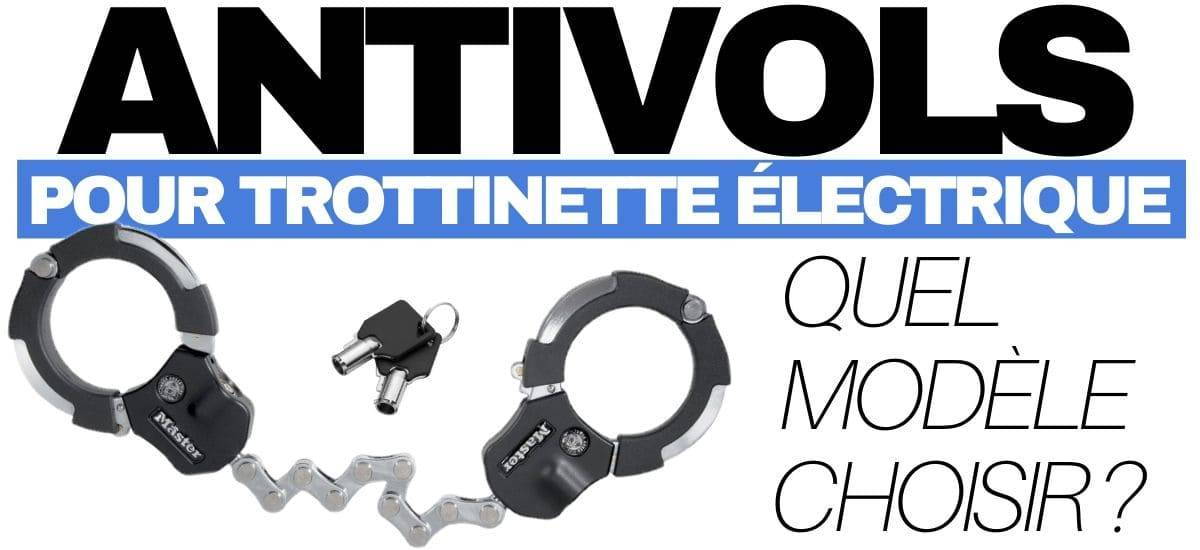 antivols-trottinette