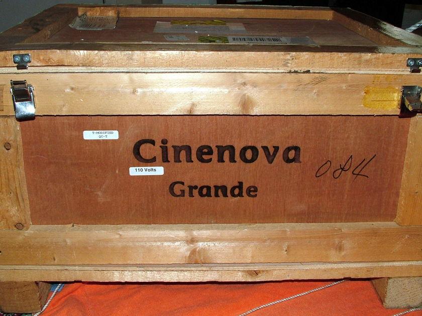 Earthquake Cinenova Grande 5 Home Theater Amplifier, LIKE NEW!