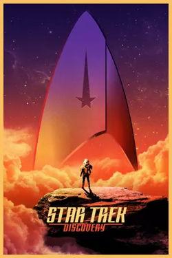 Star Trek Discovery's BG