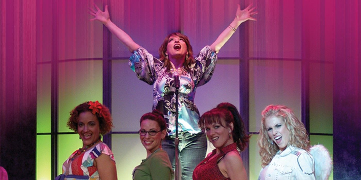 Girls Night: The Musical at the Shubert Theatre