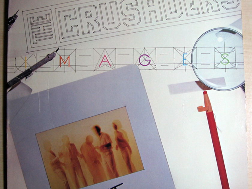 The Crusaders - Images - 1978 Blue Thumb Records BA-6030
