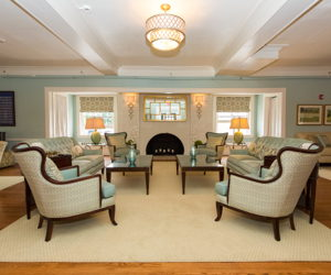 Formal Living Room, University of Illinois