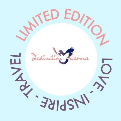 Limited-Edition Destination Karma Yoga Mat Symbol