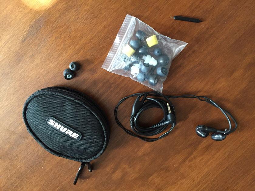 Shure SE215 Black
