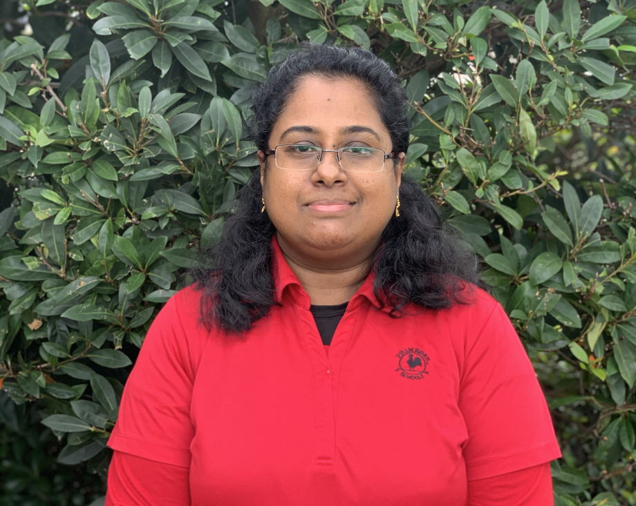 Mrs. Sheeba Thomas , Infant Teacher