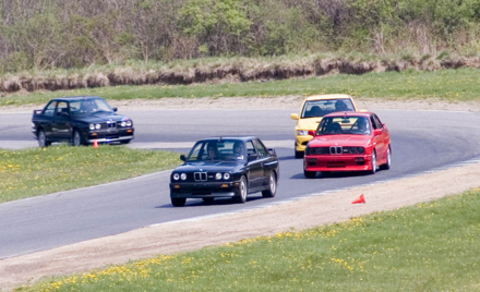 BMW CVC Lime Rock Park HPDE - Apr. 13