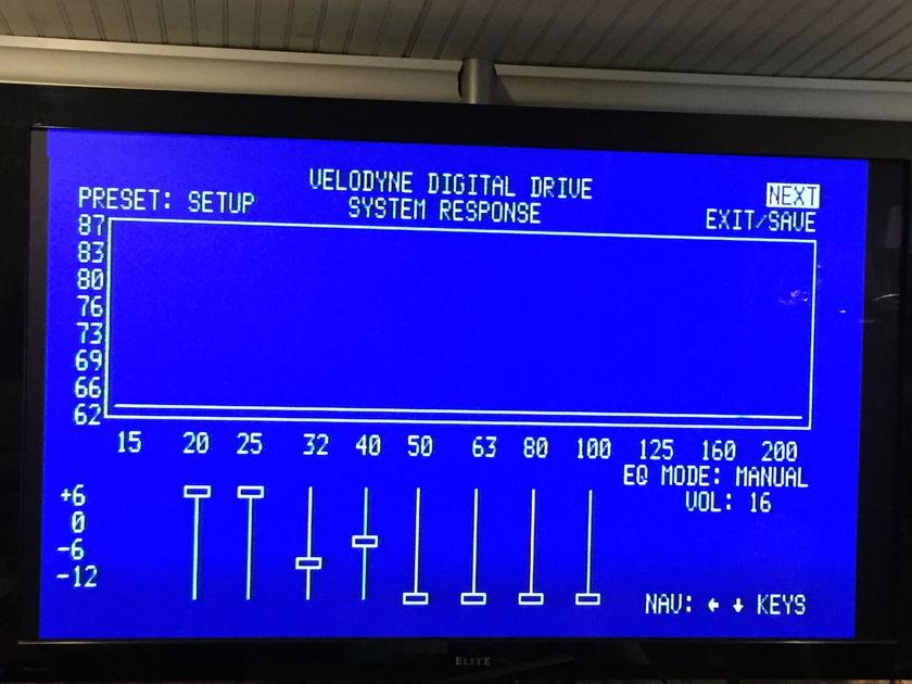 Velodyne  SMS-1 Subwoofer EQ