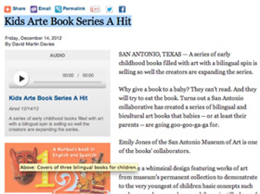 Kids, Book