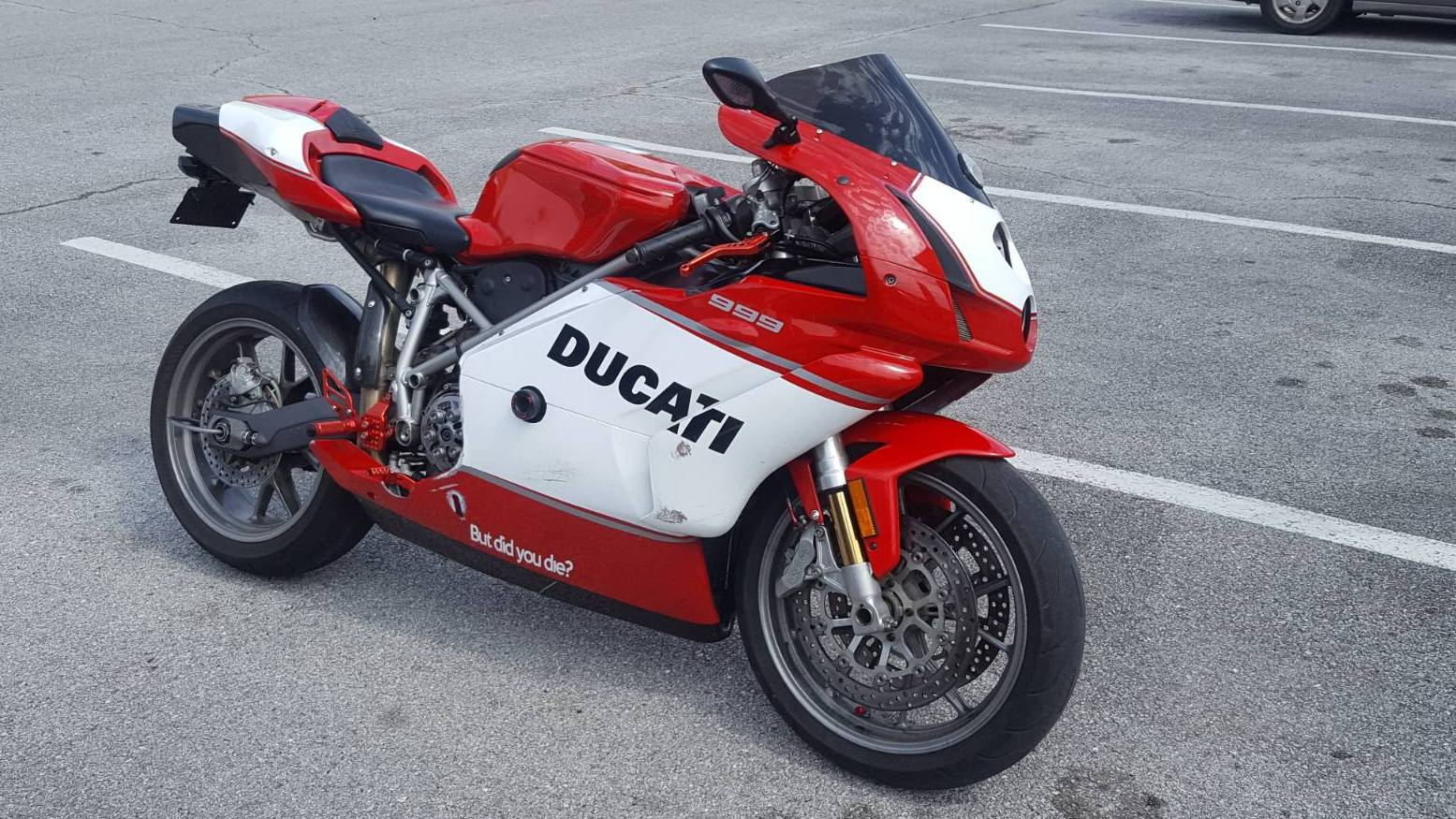 Magnificent Ducati 999 For Rent Near Lowell Ar Machost Co Dining Chair Design Ideas Machostcouk