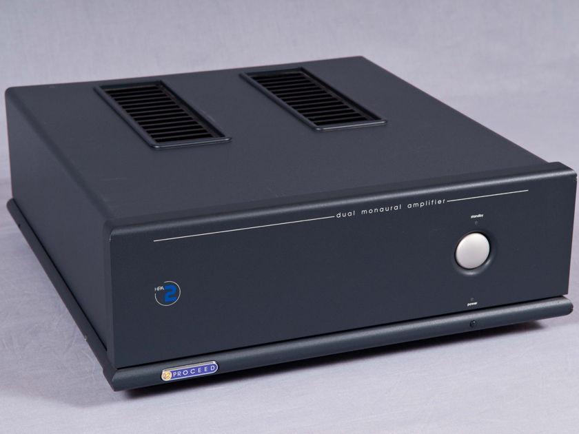 Proceed HPA-2 2 Channel Stereo Power Amplifier (250W x 2 @ 8 ohms)