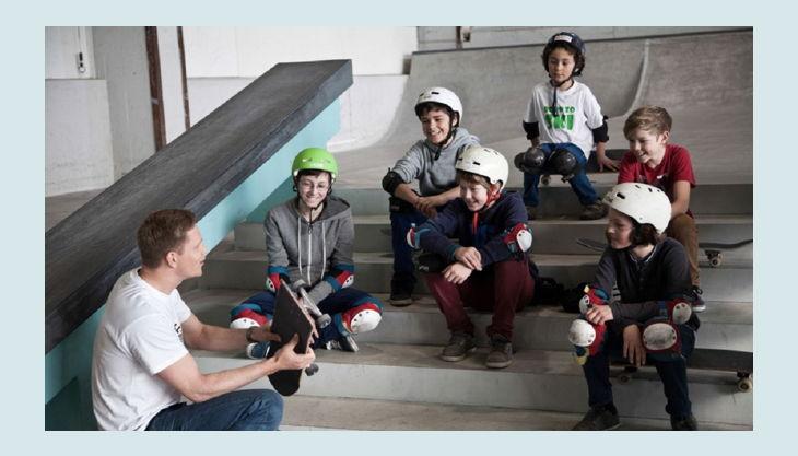 skatehalle berlin wichtiges zum skateboard