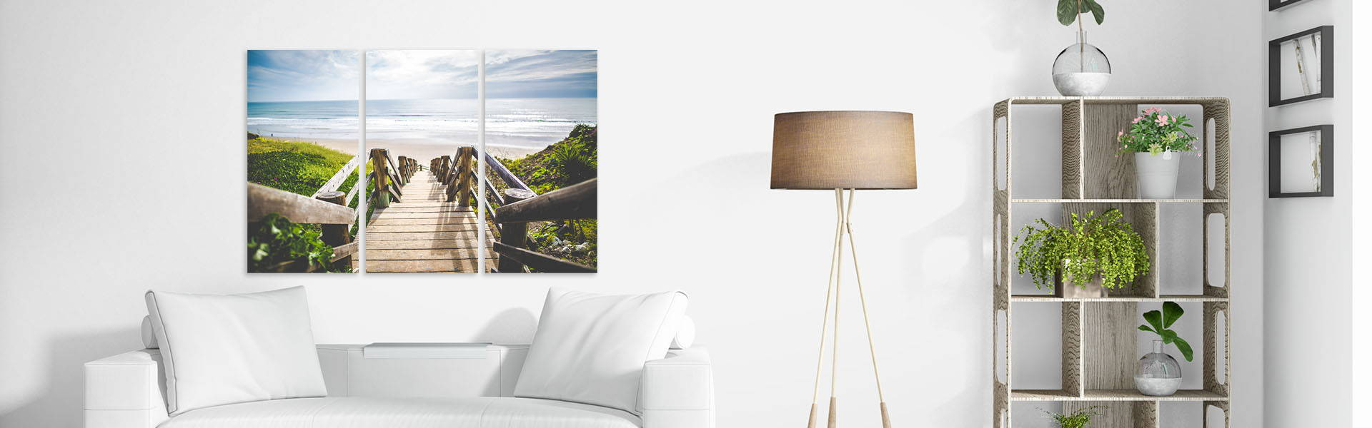 Triptych Wall Art
