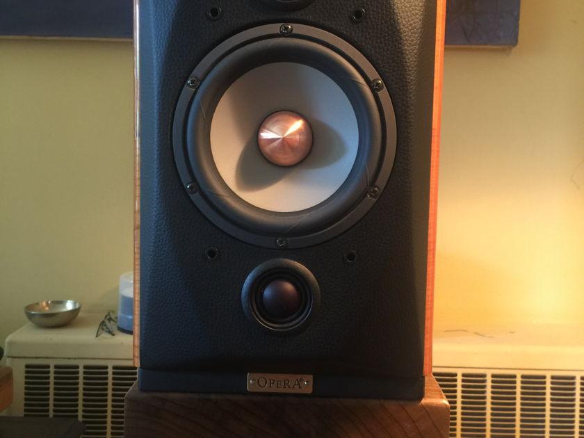 Opera Loudspeakers Callas monitors