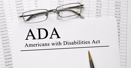 Image for An ADA Compliance Guide for Banking Websites