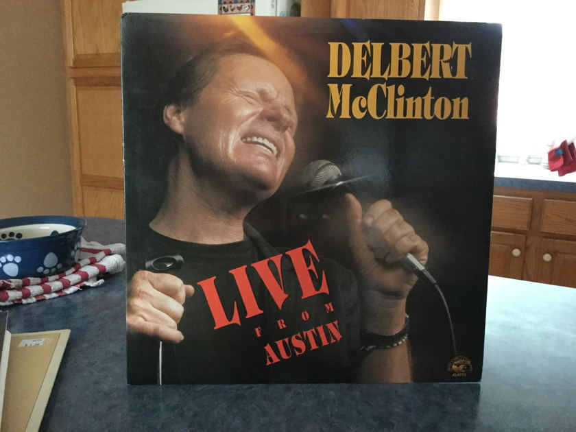 DELBERT McClinton - LIVE FROM AUSTIN