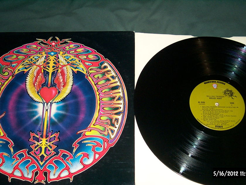 Mickey hart - Rolling Thunder lp nm