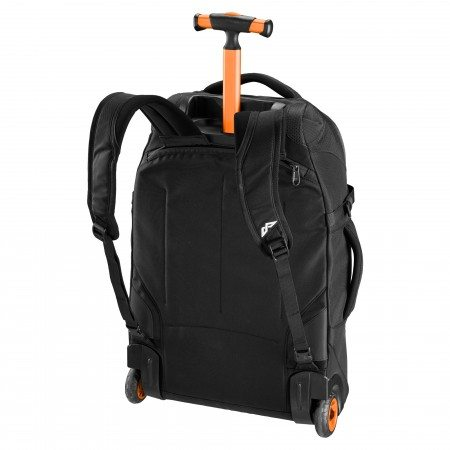 Kathmandu Hybrid 30l Carry On Luggage Trolley Review Slant