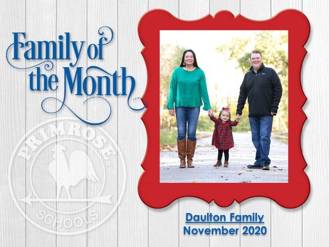 The Daulton Family