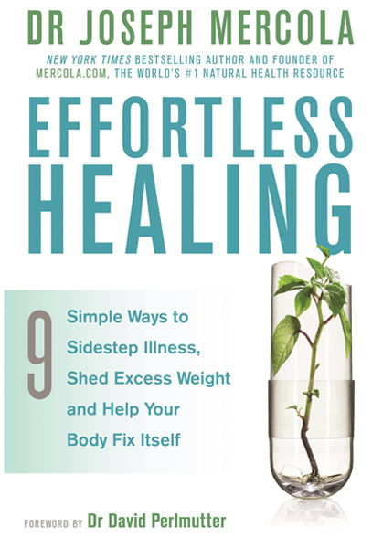 Effortless Healing Audible Book