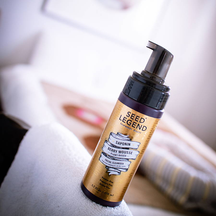Soapberry Chemical Free Facial Wash