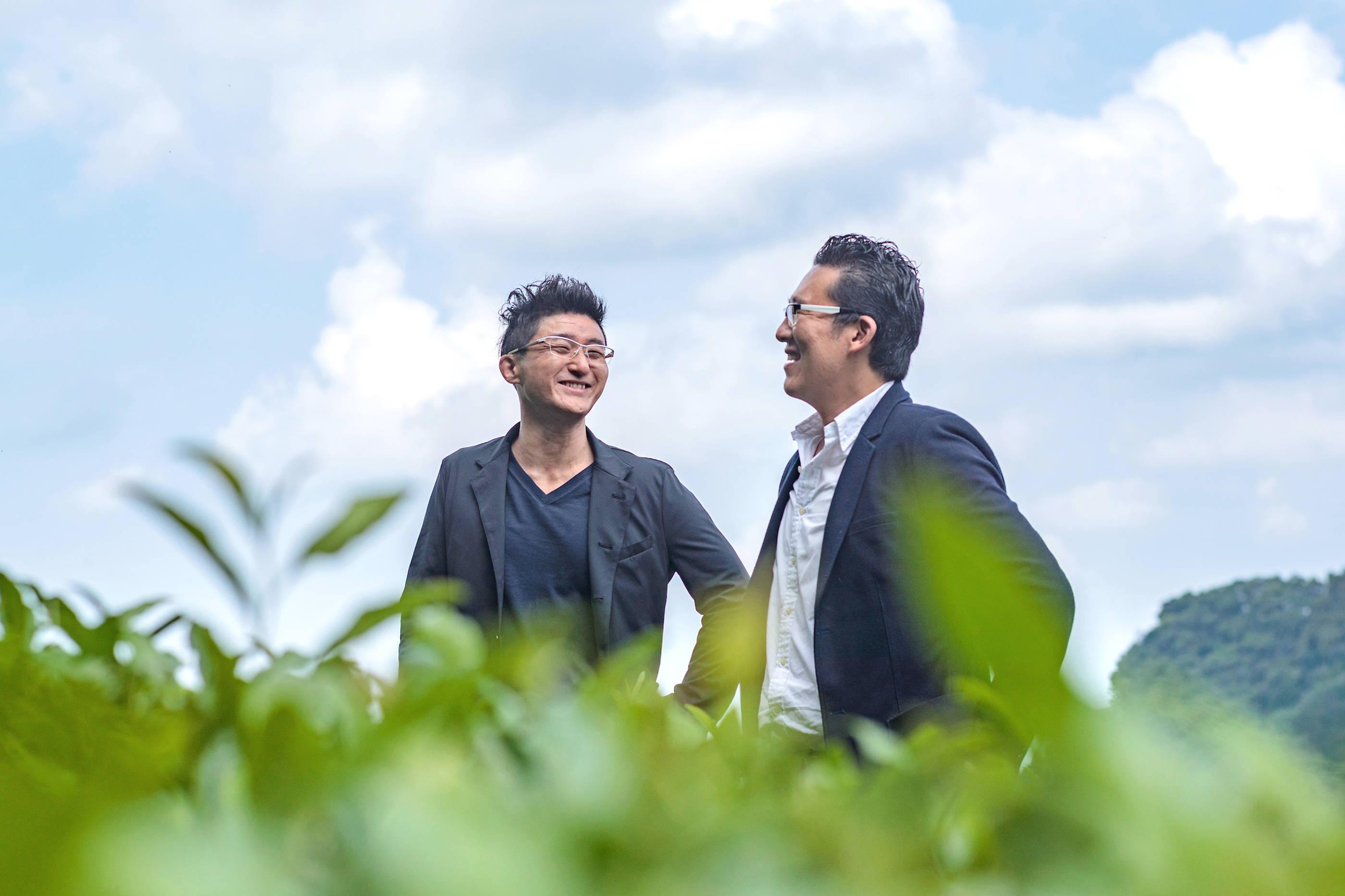 Cuzen Matcha founders