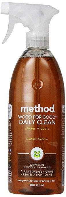 Method Wood For Good Cleaner Review Slant