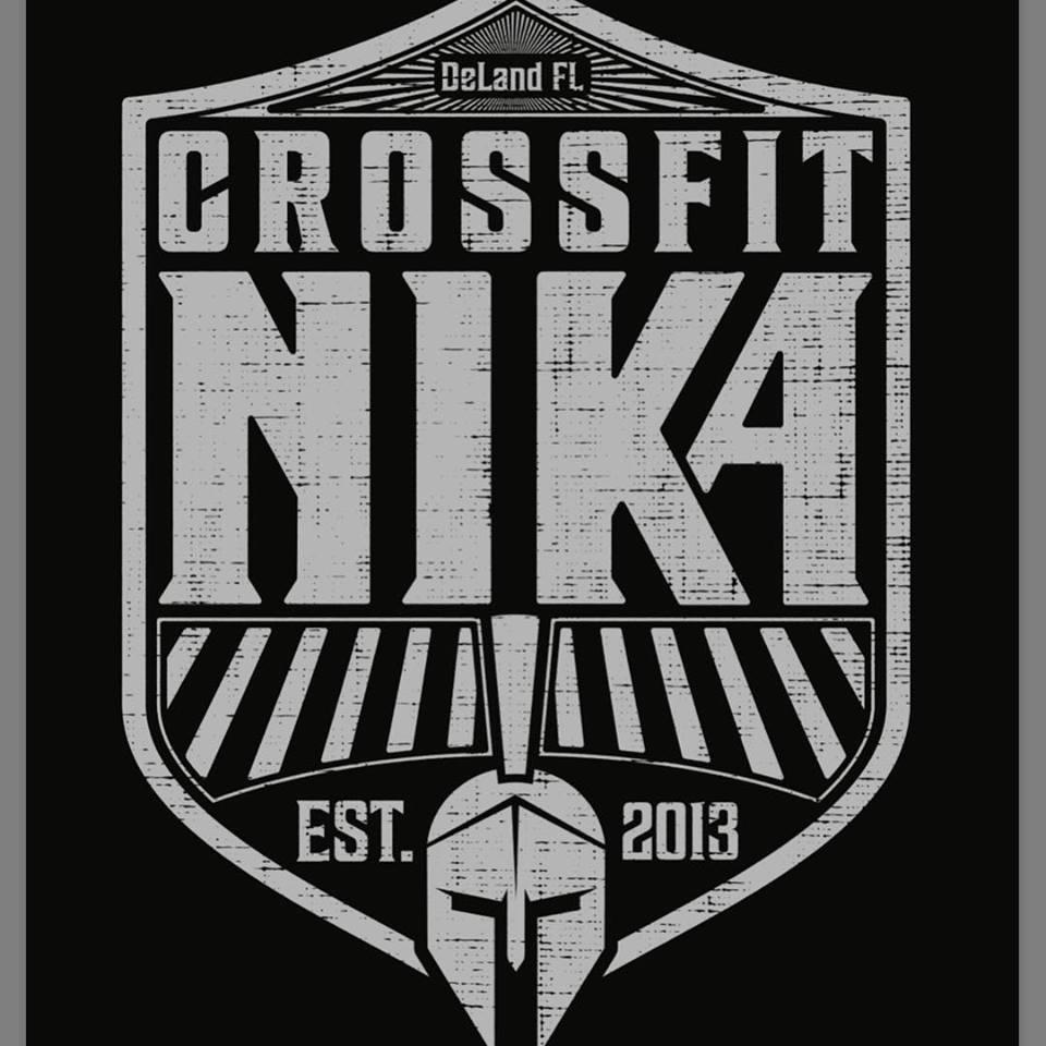 CrossFit Nika logo
