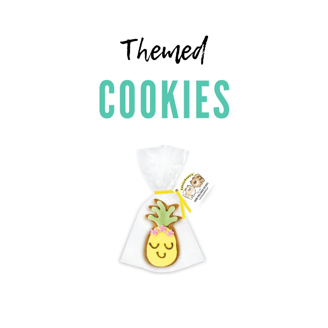 Themed Cookies | Gift Spawt