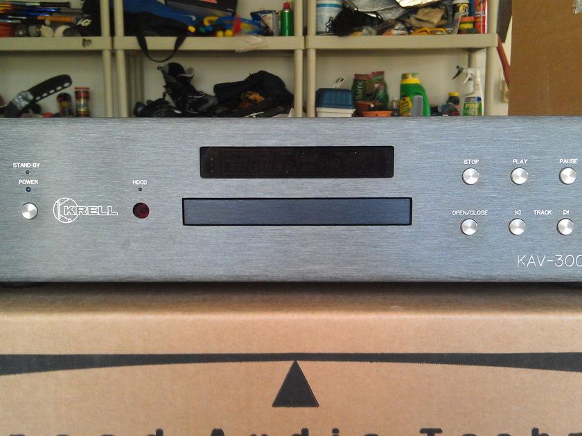 Krell KAV-300CD CD Player