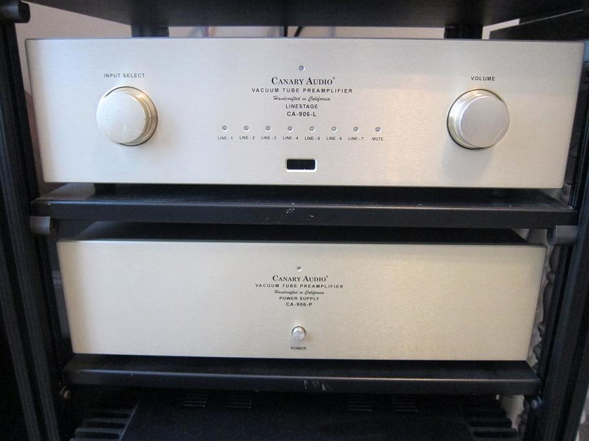 Canary Audio CA-906 Stereo Pre-Amplifier