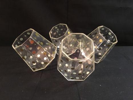 Atomic Cocktail Glasses