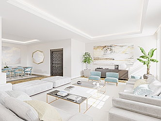 Trento - Blending classic architecture with high-end interiors and facilities, the new Zorrilla and Esquina Bécquer Residences are the pinnacle of luxury in Madrid.