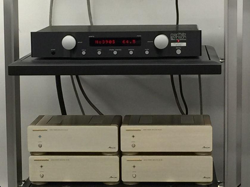 Marantz MusicLink Series Model MA-22 monoblocks Amplifiers near San Francisco...................