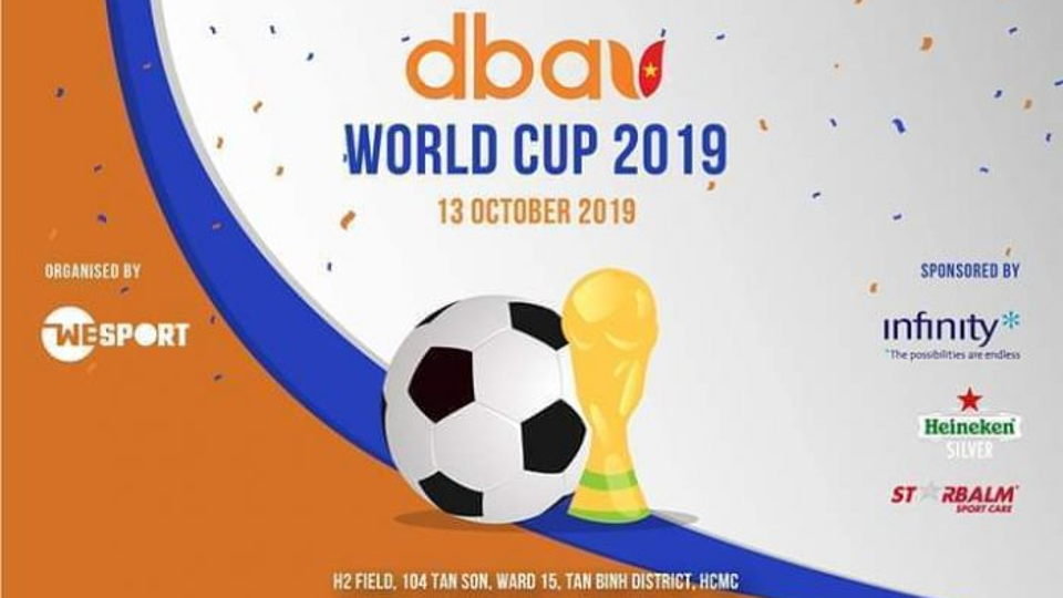 DBAV world cup 2019