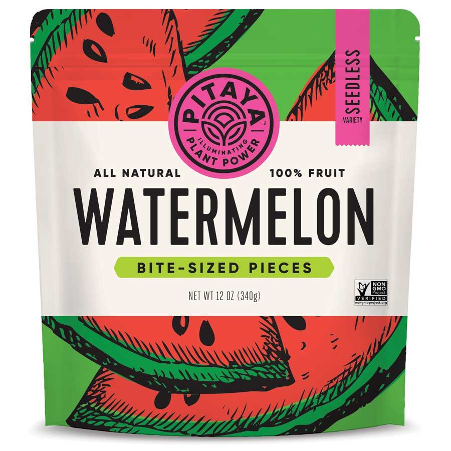 Pitaya Natural Watermelon Cubes