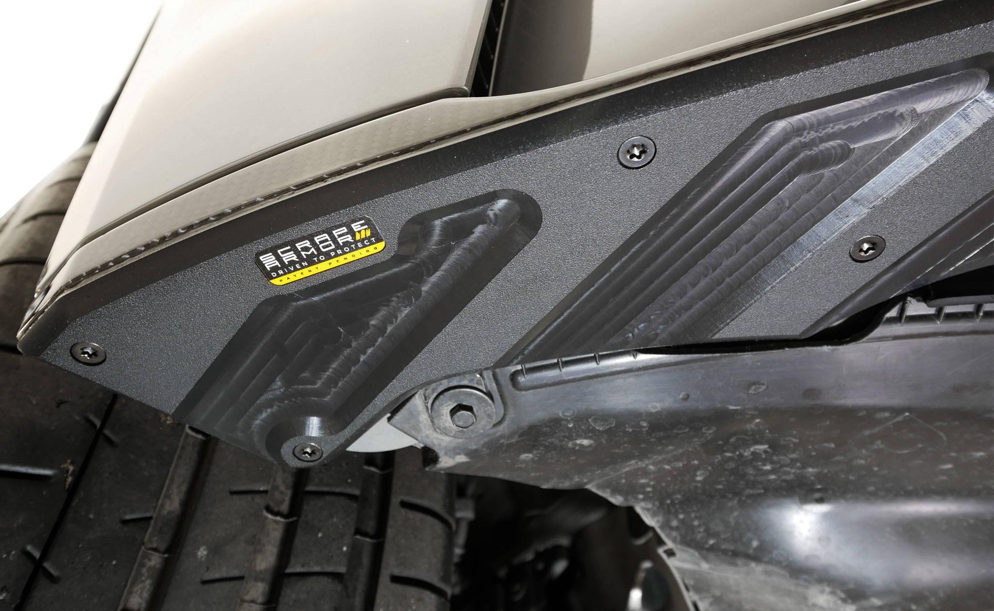 BMW M3 CS - Scrape Armor