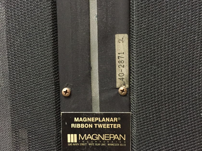 Mangnepan MG-2.6r Magneplanar Model MG-2.6/R Loudspeakers--Pair