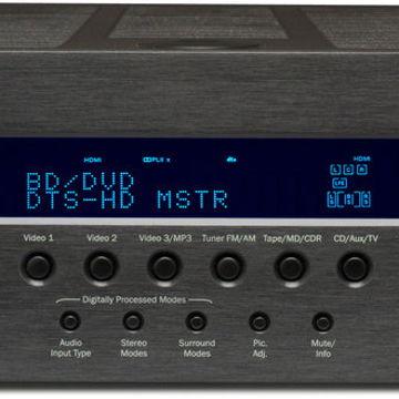 Azur 551R V1 7.1 AV Receiver (Black & Silver):