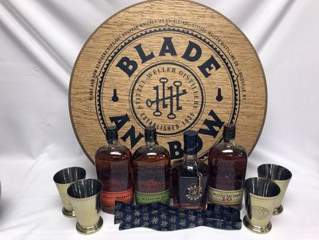 Bulleit + Blade and Bow = Bourbon Bonanza!