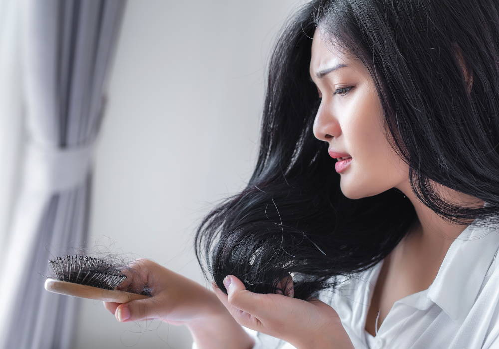 Why Is My Hair Falling Out? Ways To Limit Seasonal Hair Loss