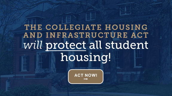 Image for Collegiate Housing Infrastructure Act