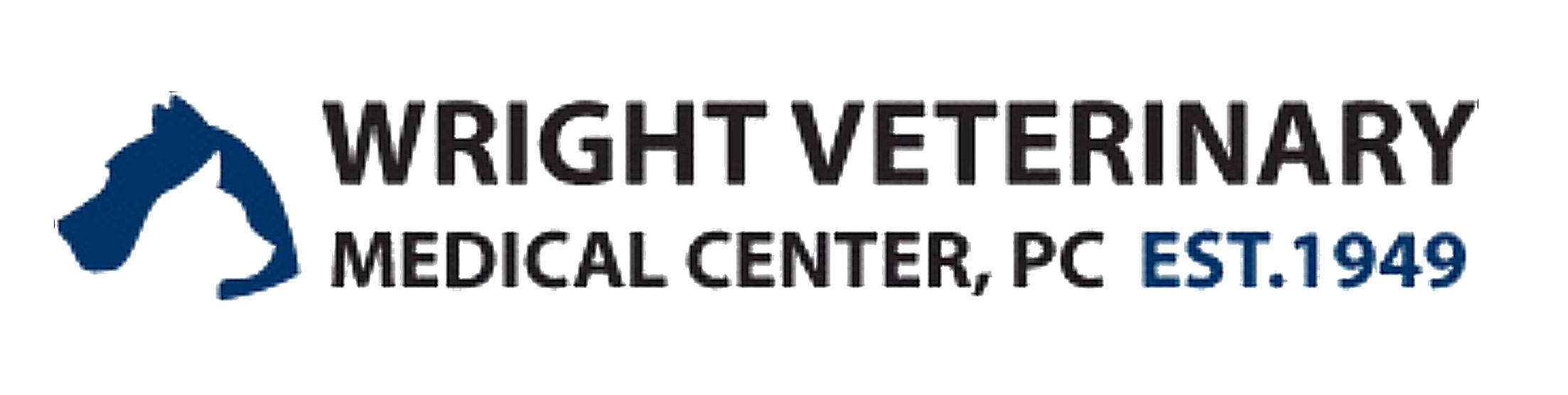 Wright Veterinary Medical Center logo
