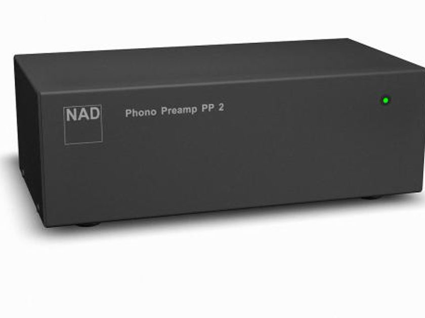 NAD PP2i Energy Saving Phono Preamplifier