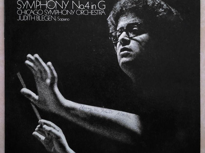 RCA/Levine/Mahler - Symphony No.4 / NM