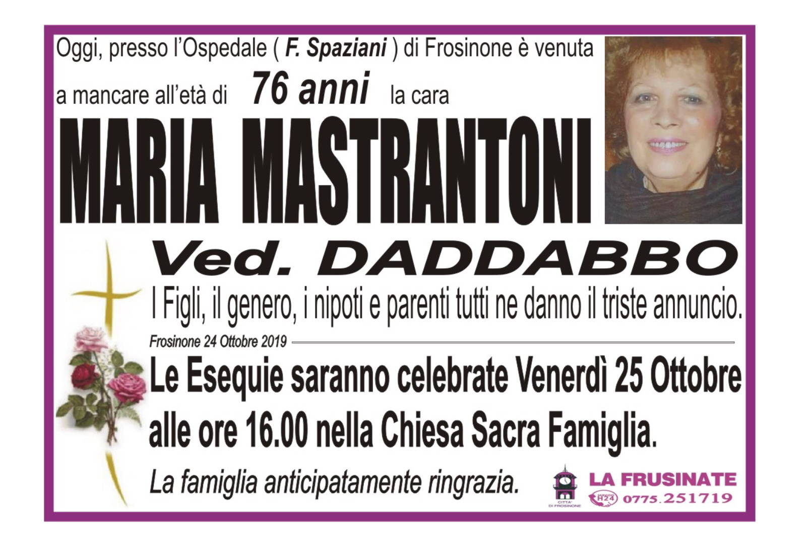 Maria Mastrantoni