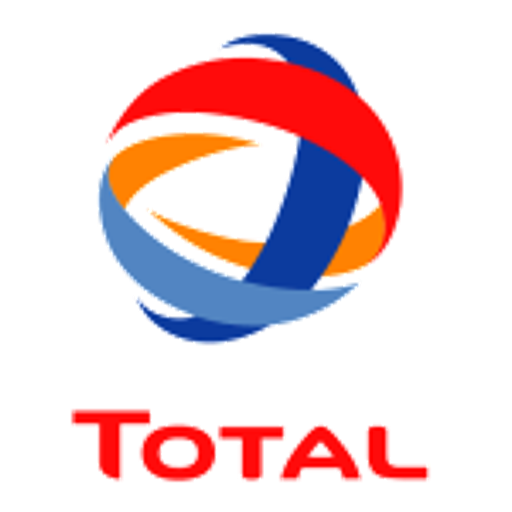 Logo of Total