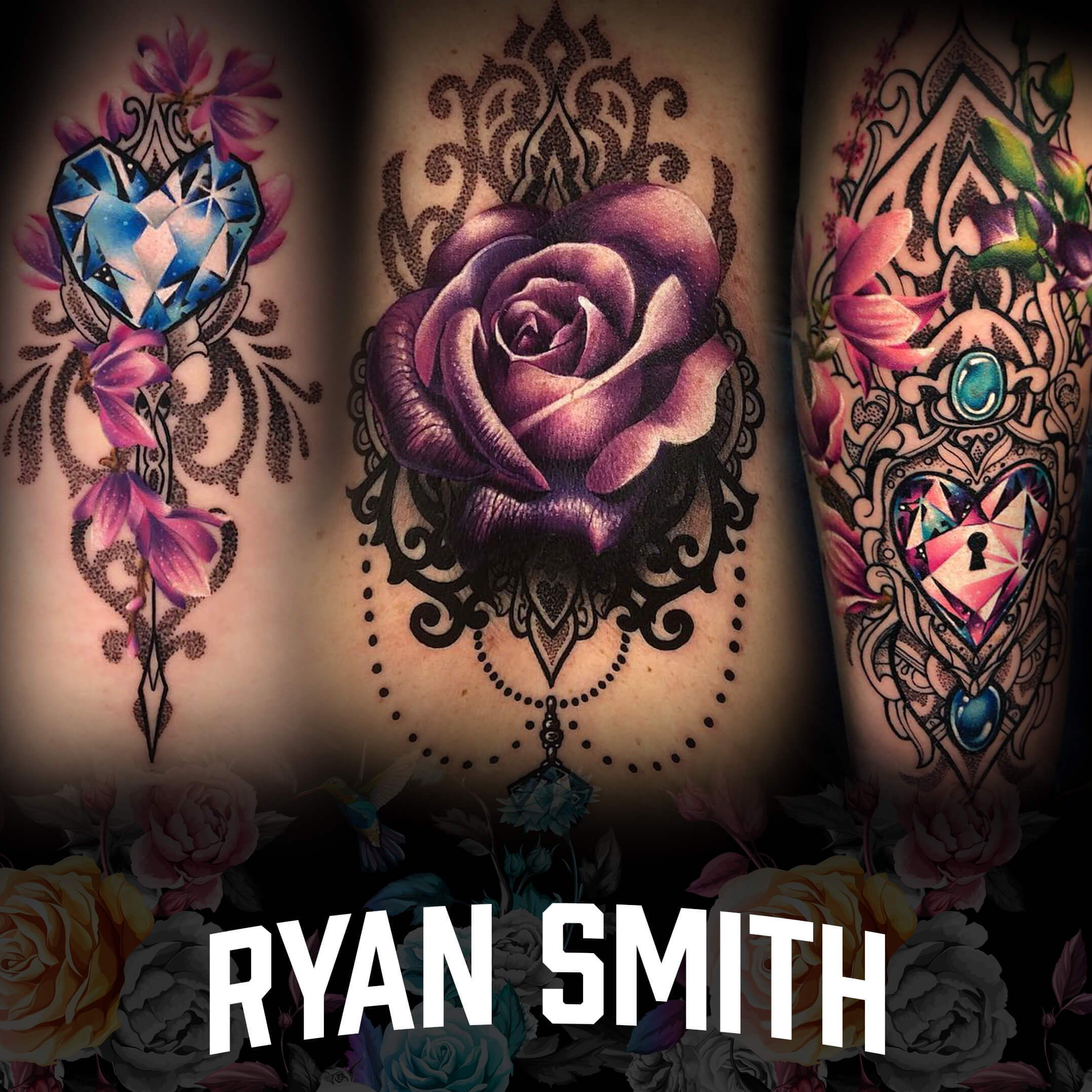 Ryan Smith Pro Series Set