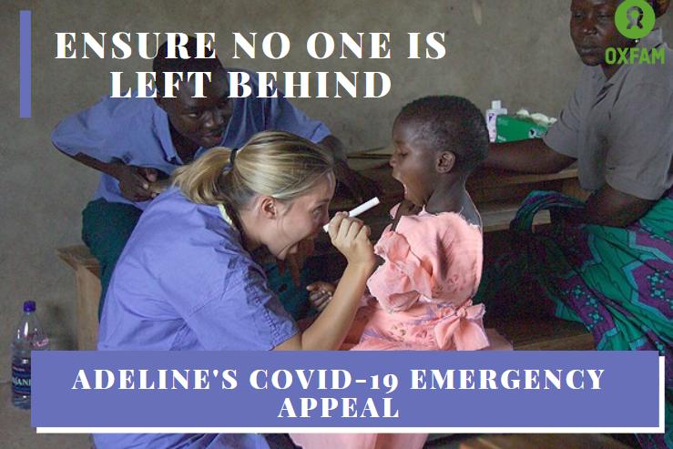 Adeline's Emergency COVID-19 Appeal